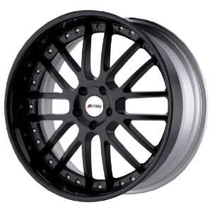 Petrol Wheels Seville Matte Black Wheel (19x8.5/5x112mm