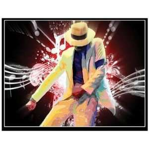 Postcard MICHAEL JACKSON (Smooth Criminal)