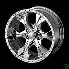 16 HELO MAX 6 HE791 CUSTOM CHROME WHEELS TRK/SUV 16x10