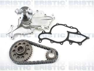 86 94 Ford aerostar ranger 3.0L ohv timing chain kit w/ water pump vin
