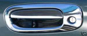 2005   2009 Dodge Charger Door Chrome Handle Covers 08
