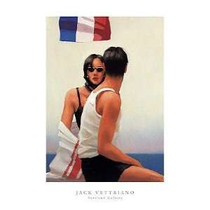 Jack Vettriano   Riveria Retro
