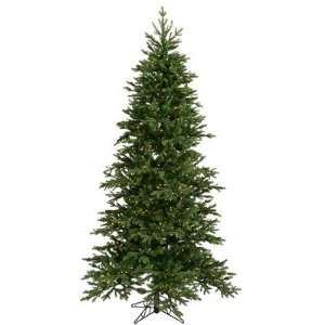 Vickerman A896176LED Balsam Fir 90 Artificial Christmas Tree with LED