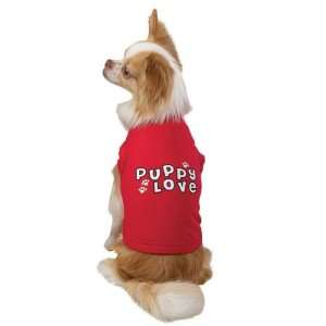 Dog Shirt   Casual Canine Puppy Love Valentines Day Dog