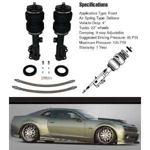 Air Lift 75575 Suspension Leveling Kit Automotive