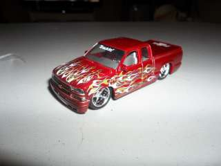 1BAD RIDE Custom Chevy Pickup Truck DIECAST 164