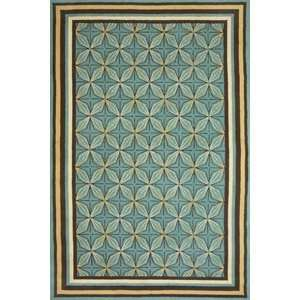 Sawgrass Mills Outdoor Rugs HRILS5 Illusion Spruce  Medium