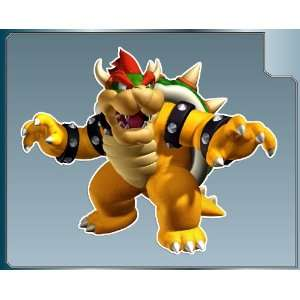 BOWSER from Super Mario Bros. vinyl decal sticker #3