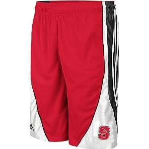 North Carolina State Wolfpack 12 inch Inseam Flash Basketball Short