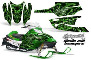 AMR RACING SNOWMOBILE DECAL KIT ARCTIC CAT FIRECAT SABERCAT F5 F6 F7