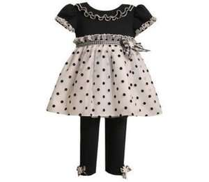 Bonnie Jean Boutique Girls Pageant Outfit Sz 2T Toddler Clothing