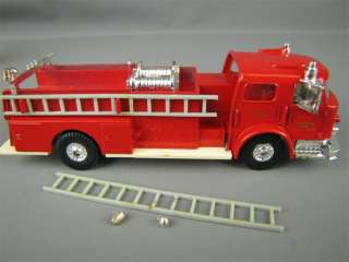 Playart Baltimore Fire Truck 26 Toy No 7969 Diecast