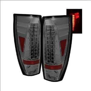 Spyder LED Euro / Altezza Tail Lights 02 06 Chevrolet