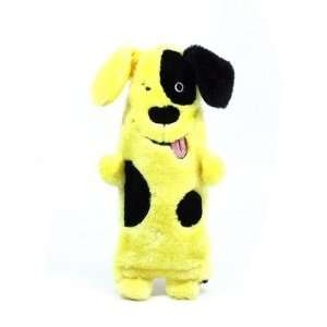 Plush Puppies Water Bottle Buddies Dog Toy
