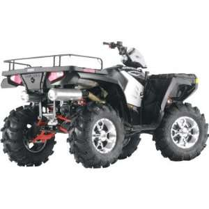 ITP Mud Lite XL SS108 Machined Alloy 26in.x12in. Left Rear