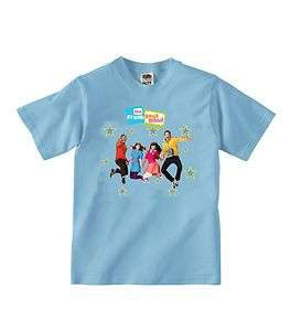 THE FRESH BEAT BAND 2,3 & 4 Toddler Ultra Cotton Gildan T Shirt s