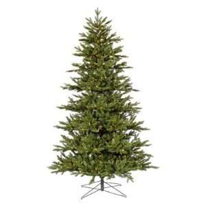 Noble Fir Medium Pre lit Clear Christmas Tree