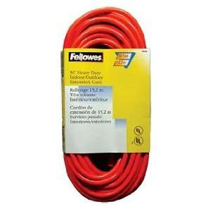 FELLOWES INC, FELL 99598 Indoor Outdoor Heavy Cord 50ft