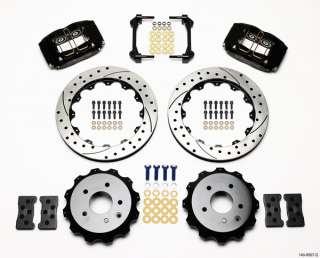 WILWOOD DISC BRAKE KIT,03 08 NISSAN 350 Z,03 07 INFINITI G 35,13