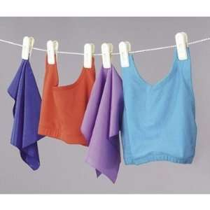Clothes Line with Clips by Household Essentials