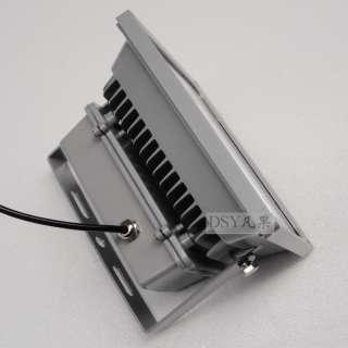 10W 85 265V High Power Cool White LED Wash Flood Light Lamp Waterproof