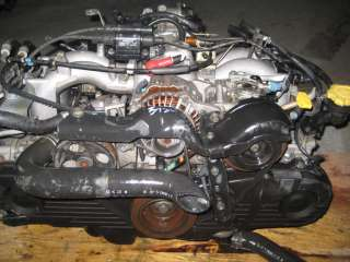 01 03 SUBARU LEGACY FORESTER OUTBACK ENGINE SOHC JDM EJ201 EJ20 ENGINE