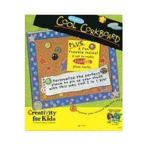 Creativity For Kids Create A Cool Corkboard Toys & Games