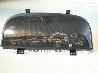 00 Jeep Grand Cherokee DASH INSTRUMENT GAUGE CLUSTER