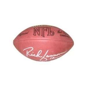 /Hand Signed Official Tagliabue NFL Game Football