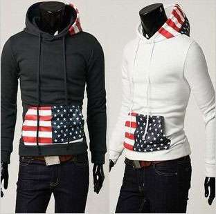 New Fashion Korean Mens Slim Fit Male Jacket/Coat/Sw​eatshirt/Top