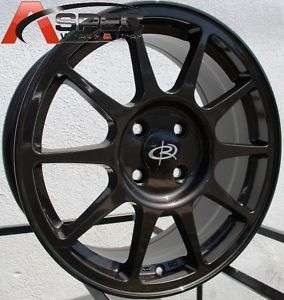 16 ROTA R SPEC WHEELS 4X100 RIM LANCER NEON MIRAGE MR2