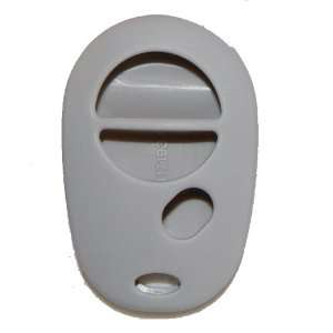 Tacoma TRD Silicone Rubber Remote Cover 2005 2011 Grey Automotive