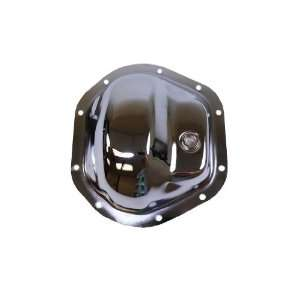 GMC/Jeep Dana 44 Chrome Steel Front/Rear Differential Cover   10 Bolt