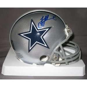 Troy Aikman Dallas Cowboys NFL Autographed/Hand Signed Mini Football