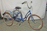 Town and Country adult tricycle trike blue bicycle bike Nice