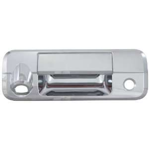 Bully Chrome Tailgate Handle Cover for a 07 08 TOYOTA TUNDRA 2 dr