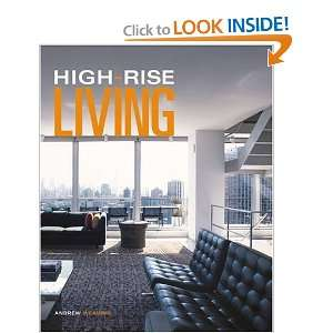 High Rise Living [Hardcover] Andrew Weaving Books
