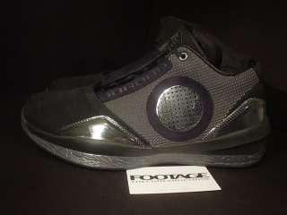 Nike Air Jordan 2010 BASKETBALL BLACK DARK CHARCOAL GREY CLEAR VARSITY
