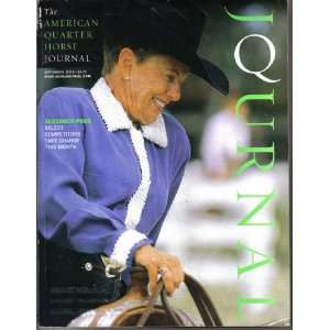 The American Quarter Horse Journal September 2003 AQH Journal Books