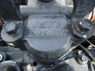 2008 Mercury Mercruiser 6.2 MPI Engine
