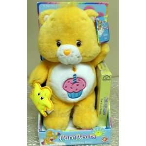 Retired Hard to Find Care Bears 12 Plush Birthday Bear