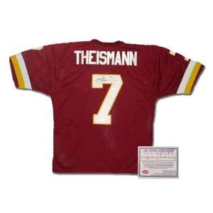Joe Theismann Washington Redskins Autographed/Hand Signed