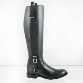 DG MENS BUCKLE DRESS TALL HORSE RIDING FASHION BOOTS
