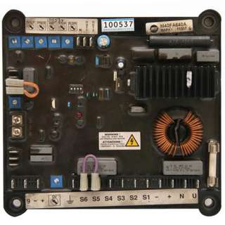 Replacement for MARELLI Generator Automatic Voltage Regulator AVR