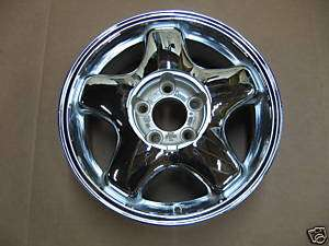95 96 97 98 99 monte carlo lumina wheel rim chrome 16