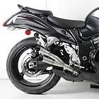 08 11 Suzuki Hayabusa Jardine GP1 Dual Stainless Steel Slip On Exhaust
