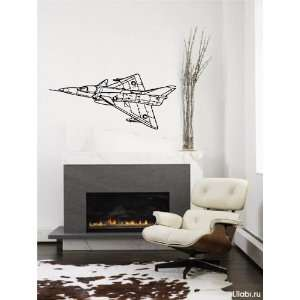 JET Kfir C 7 Air Force Wall Decor Vinyl Decal Sticker D