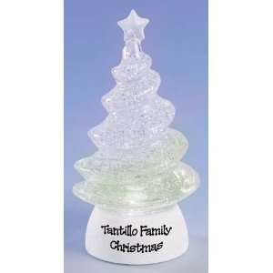 Club Pack of 24 Glitter Buddies LED Lighted Christmas Tree