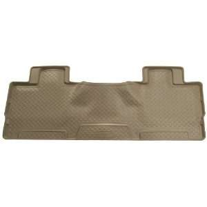 Liners Custom Fit Second Seat Floor Liner for Lincoln Navigator (Tan