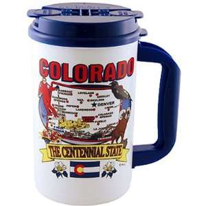 Colorado Mug (Thermo) Super St.Map 32Oz Case Pack 42